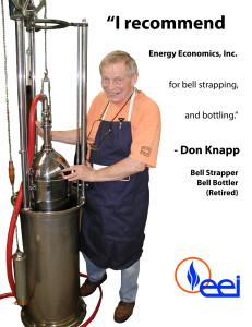 Don Knapp Endorsement