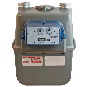 Metris 250 Residential Gas Meter